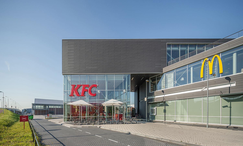 McDonald's-KFC, Zaandam 06