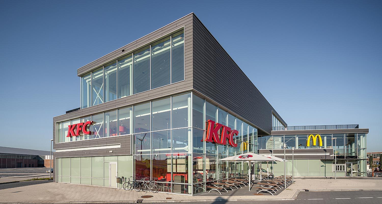 McDonald's-KFC, Zaandam 08
