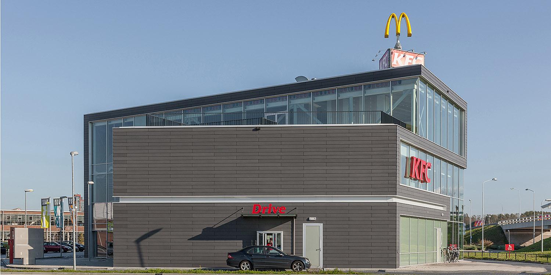 McDonald's-KFC, Zaandam 10